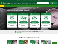 Woolworths Insurance All Products
