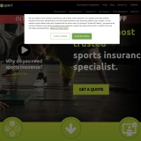 Annual Cover From Just £16 at Insure4sport