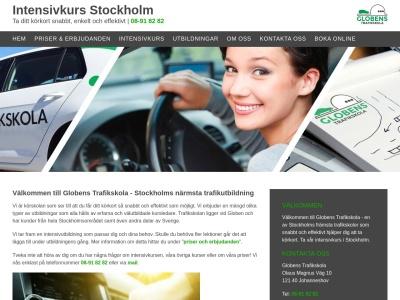 intensivkursstockholm.com