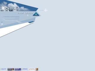 Vietnes interunico.lv ekrānuzņēmums