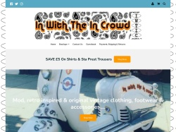 Inwiththeincrowd.co.uk coupon codes January 2018