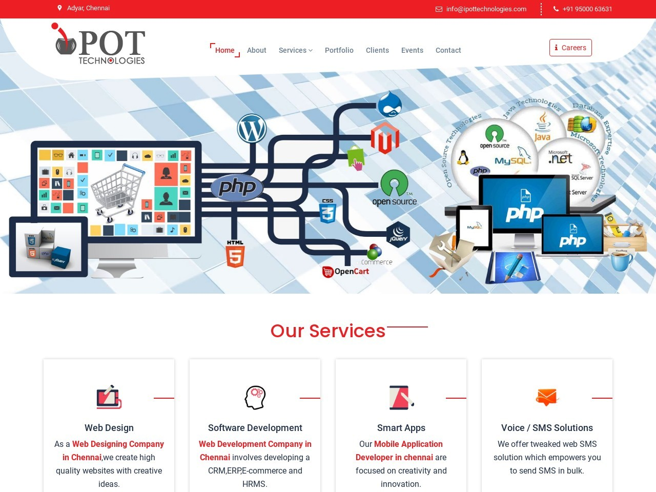 IPOT Technologies-Great SEO Companies In Chennai | Top SEO Service In Chennai |SEO Experts In Chennai