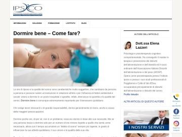 http://www.ipsico.org/dormire_meglio.htm