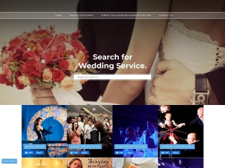 Screenshot for irishweddingpages.ie