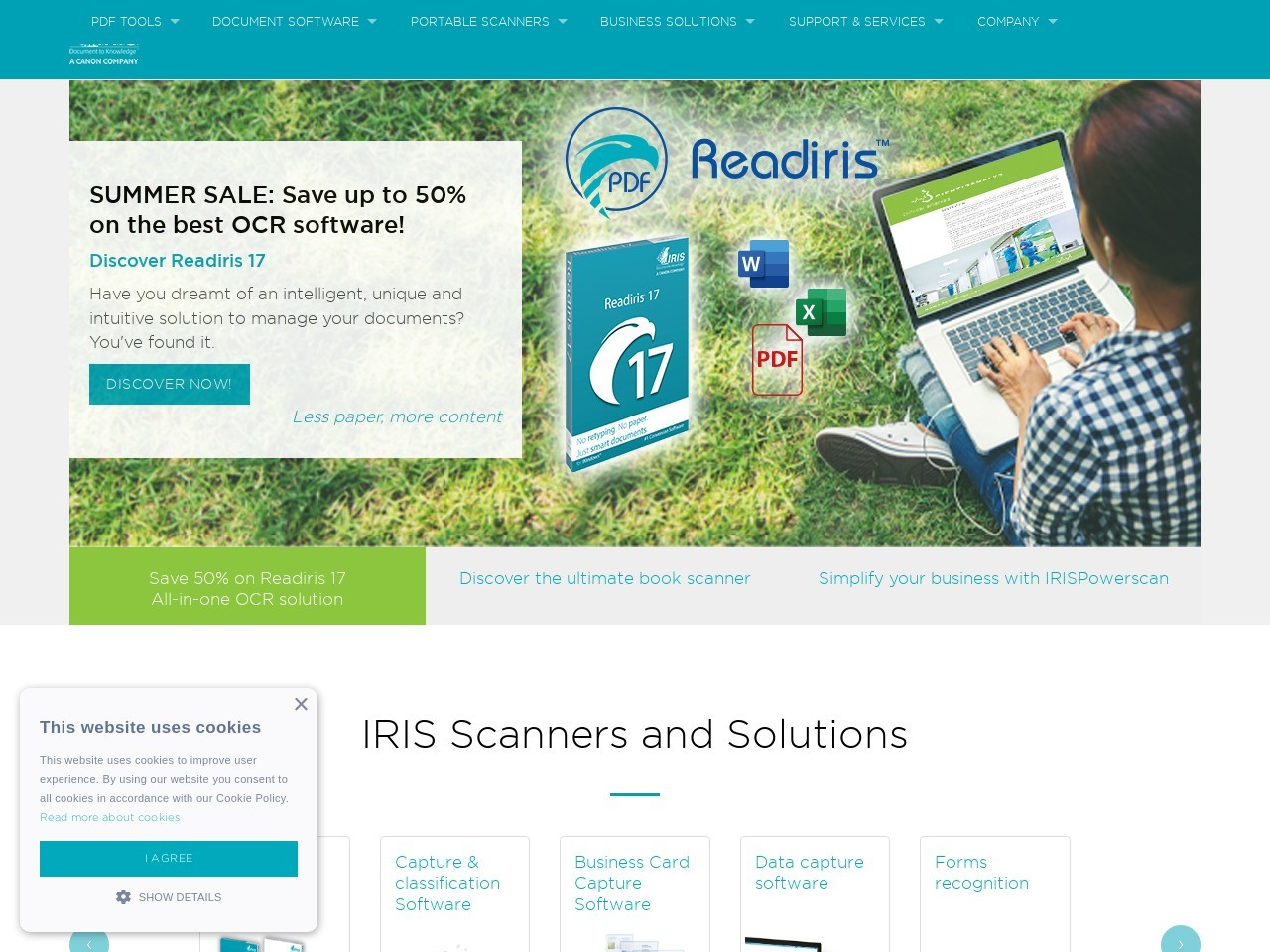 Cardiris Pro 5 for Windows (Business Card Recognition Software)
