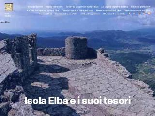 screenshot isola-elba.net