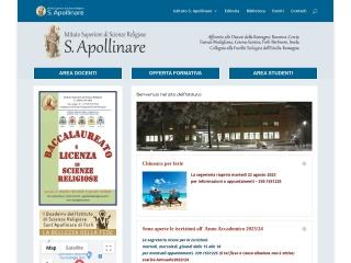 screenshot issrapollinare.it