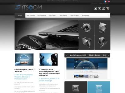 ITSCOM agence de webmarketing spécialisée dans la création des sites