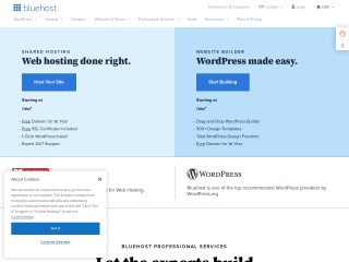Screenshot for ixwebhosting.com