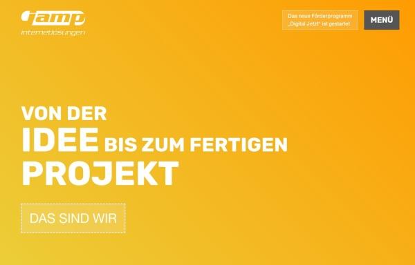 Vorschau von www.jamp.de, jamp internetlösungen