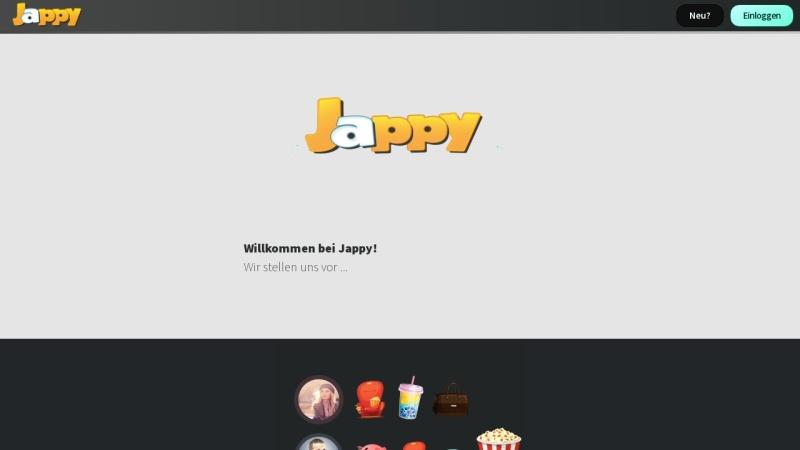 www.jappy.de Vorschau, Jappy