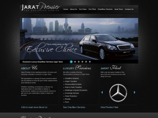 Screenshot for jaratpremier.co.za