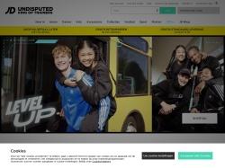 JD Sports Netherlands