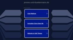 www.jennes-und-kluettermann.de Vorschau, Wolfgang Jennes & Peter Klüttermann