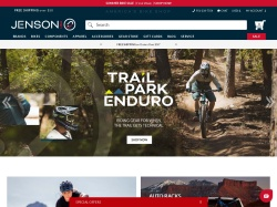 Jenson USA screenshot