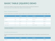 http://www.jerrylow.com/basictable/demo/
