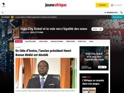 Jeuneafrique coupon codes April 2019