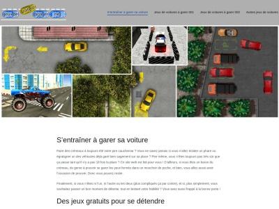 Jeux en ligne de parking