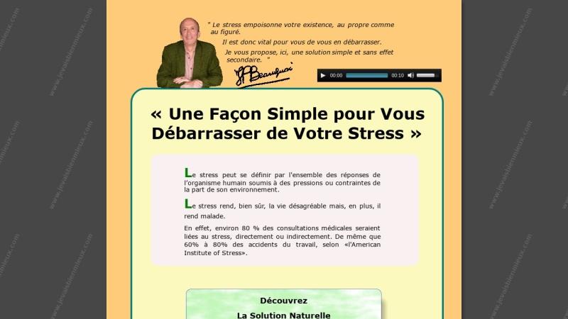 combattez votre stress