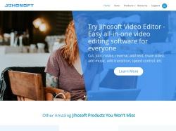 Jihosoft screenshot