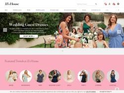 Jjshouse.co.uk coupon codes June 2018