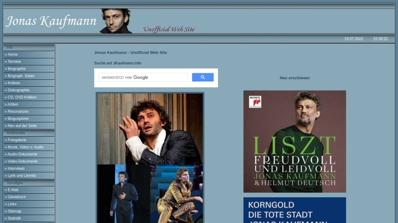 www.jkaufmann.info Vorschau, Kaufmann, Jonas