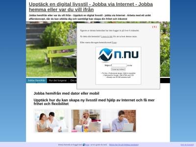 www.jobbaviainternet.n.nu