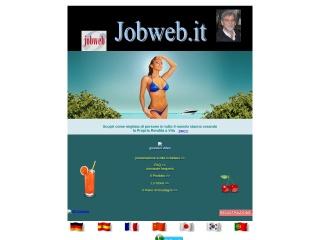 screenshot jobweb.it