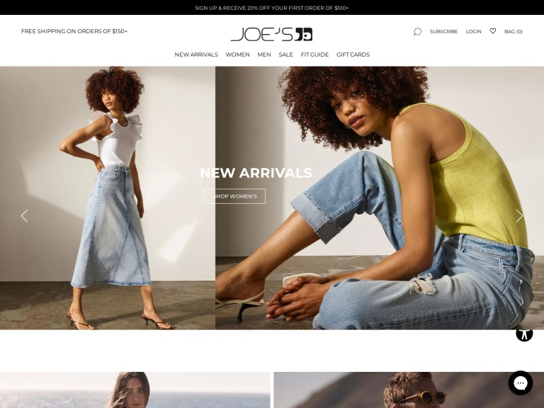 JOEand#146;S Coupon Codes