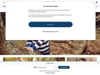 Screenshot for jojomamanbebe.co.uk
