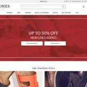 Jones Bootmaker Student Discount