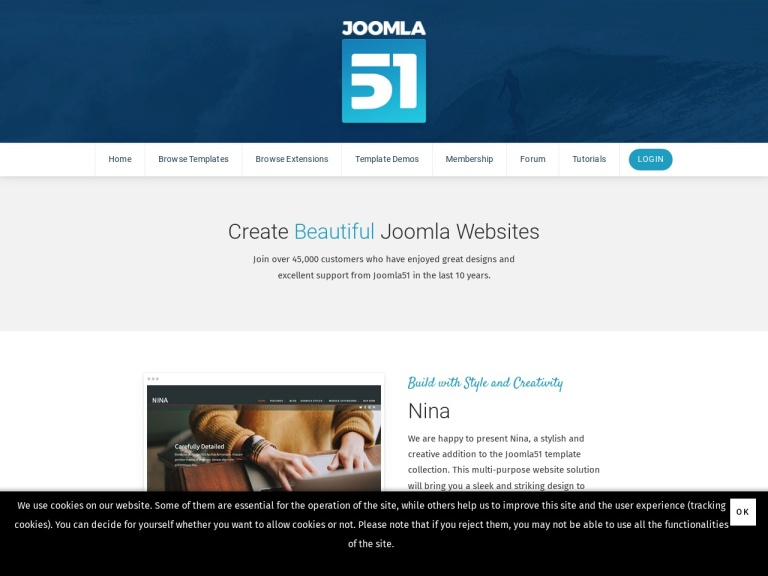Joomla51 Coupon Codes screenshot