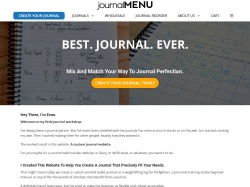 Journalmenu coupon codes July 2019