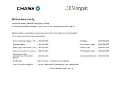 Home | JPMorgan Chase & Co.