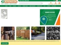 JT Atkinson Promo Codes & Discount Codes