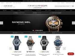 C.W. Sellors - Jura Watches