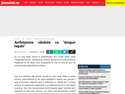 http://www.jurnalul.ro/stire-observator/amfetamine-vandute-ca-droguri-legale-532351.html