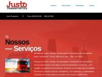http://www.justotransportes.com.br