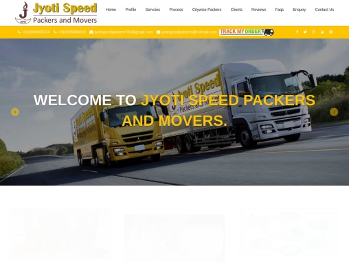Jyoti Speed Packers and Movers , packers and movers indore , movers and packers indore