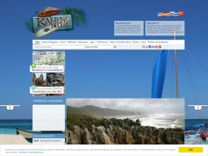 Infos für Globetrotter über Thailand, China, Australien, Neuseeland und Co.