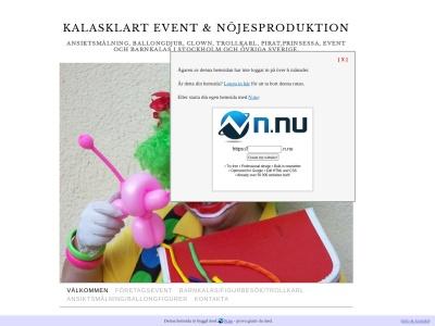 www.kalasklart.n.nu