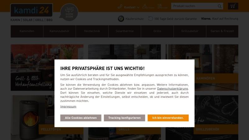 www.kamdi24.de Vorschau, Kamdi24