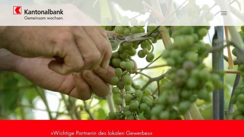 www.kantonalbank.ch Vorschau, Schweizer Kantonalbanken