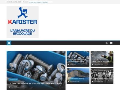 Karister.com : vente d'équipements professionnels