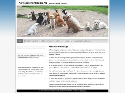 www.karlstadshunddagis.se