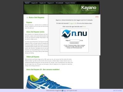 www.kayano.n.nu