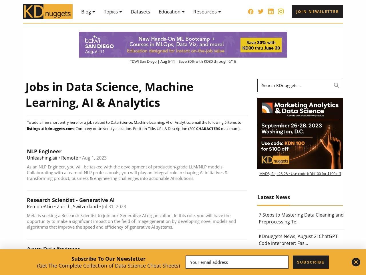 Michael J. Fox Foundation: CRM & Analytics Officer