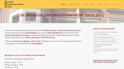 www.ke-leipzig.de Vorschau, Kirchliche Erwerbsloseninitiative Leipzig