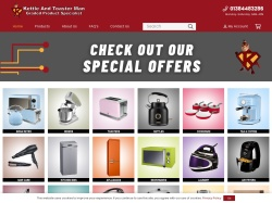 Kettle And Toaster Man