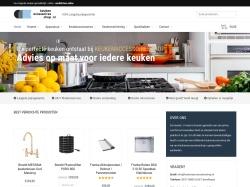 Keukenaccessoiresshop.nl screenshot